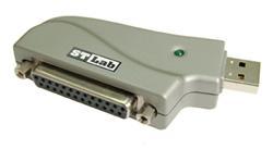 redukcia USB na paralelný port 25pin - SKUSBTOPARALEL