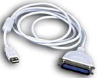 Obrázok produktu USB to Bitronics. Redukcia z USB na paralel. 1, 8m