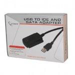 Obrázok produktu USB adapter. USB na IDE 2, 5 / 3, 5 a SATA zariadení+nap. AUSI01 GEMBIRD