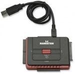 Obrázok produktu Manhattan redukcia USB na SATA na ATA (IDE)
