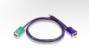Aten KVM kábel - 2L-5202U