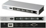 Obrázok produktu ATEN video zlučovač, HDMI, 1 do 4