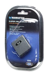 Manhattan rozbočovač USB 2.0 - 160605