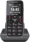 Obrázok produktu EVOLVEO EasyPhone, čierny / strieborný