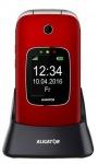 Obrázok produktu ALIGATOR V650 Senior červeno-stříbrný+st.nab