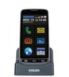 Obrázok produktu EVOLVEO EasyPhone D2,  Android smartphone s jednoduchým ovládaním a nabíjacím stojanom