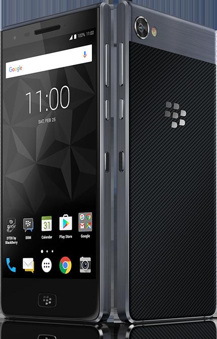 BlackBerry Motion Black (Krypton) - PRD-63737-009
