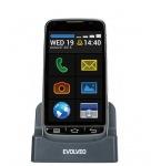 Obrázok produktu EVOLVEO EasyPhone D2,  Android smartphone se snadným ovládáním a nabíjecím stojánkem
