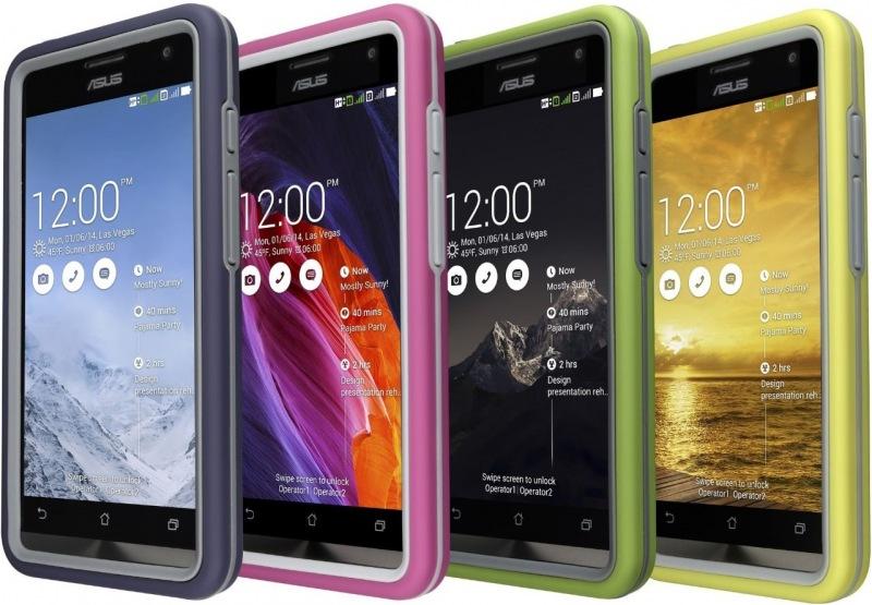 best website fa700 8688c ASUS ochranné púzdro RUGGED CASE pre ZenFone 5, modré