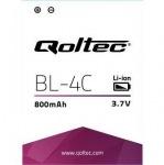 Obrázok produktu Qoltec Batéria, pre Nokia BL-4C, 800mAh