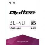 Obrázok produktu QOLTEC batéria pre Nokia BL-4U 500 E66 8800, 1000mAh