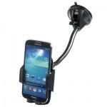 Obrázok produktu Celly, univerzálny držiak do auta pre smartphony, 85mm, čierny