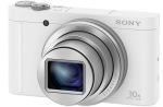 Obrázok produktu Sony DSC-WX500 bílá, 18, 2Mpix, 30xOZ, fullHD, WiFi