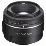 Obrázok produktu Sony objektiv, 35mm SAL-35F18, pre ALPHA