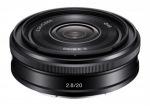 Obrázok produktu Sony objektiv SEL-20F28, 20mm, F2, 8, pre NEX