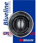 Obrázok produktu BRAUN C-PL polarizační filtr BlueLine - 52 mm