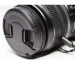 Obrázok produktu BRAUN predná krytka objektívu, PROFI - 55 mm