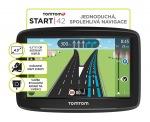 Obrázok produktu TomTom START 42 Europe,  LIFETIME mapy