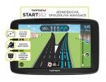 Obrázok produktu TomTom START 62 Europe,  LIFETIME mapy