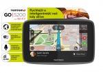 Obrázok produktu TomTom GO 5200 World,  Wi-Fi,  LIFETIME mapy