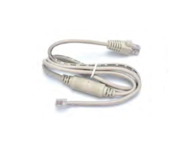 Kabel béžový RJ12  - PZK051