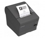 Obrázok produktu EPSON pokl.TM-T88V, tmavá, USB+WiFi., zdroj, kabel