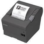 Obrázok produktu Epson TM-T88V, čierna, USB, paralelné, so zdrojom
