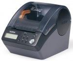 Obrázok produktu BROTHER QL-650TD, termo popisovač, LCD, USB, serial