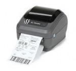 Obrázok produktu Zebra GK420d, direct termal, 203dpi+printserver+LPT