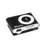 Obrázok produktu MSONIC MP3 prehrávač s čítačkou kariet,  slúchadlá,  miniUSB kábel,  čierny