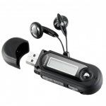 Obrázok produktu Intenso MP3 prehrávač 8GB Music Walker LCD