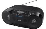 Obrázok produktu Sony mp3 / CD přehrávač ZS-RS70BTB DAB / NFC / BT, černý