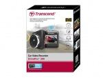 Obrázok produktu Transcend kamera do auta, 16GB DrivePro 200, 2.4   LCD,  držiak s prísavkou+microSD