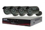 Obrázok produktu EVOLVEO Detective D04,  NVR kamerový systém