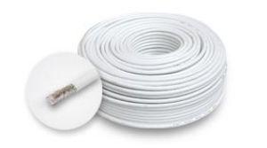 koaxiální kábel RG6 100m - bez PVC bubnu - at987945470