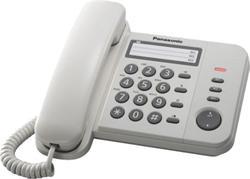 Panasonic KX-TS520FXW jednolinkovy telefon   - KX-TS520FXW