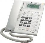 Obrázok produktu Panasonic KX-TS880FXW jednolinkovy telefon  /  biely