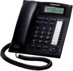 Obrázok produktu Panasonic KX-TS880FXB jednolinkovy telefon  /  cierny