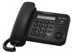 Obrázok produktu Panasonic KX-TS580FXB jednolinkovy telefon  /  cierny