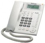 Obrázok produktu Panasonic KX-TS880FXW - komfortný stolový telefón s LCD,  s CLIPom a hlasitou prevádzkou S