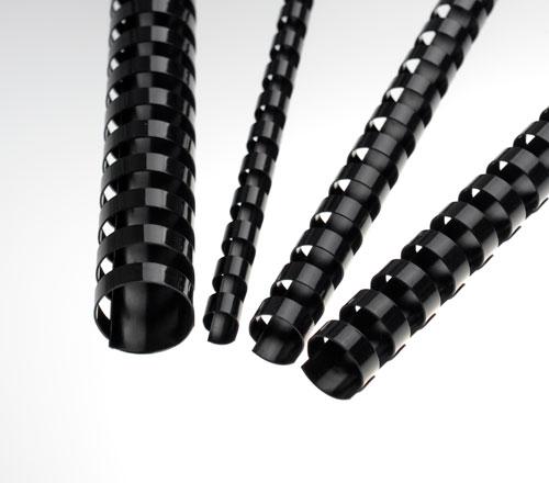 Plastové hřbety 10 mm - LAMRE21DR10N