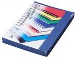 Obrázok produktu Kartonové desky Delta A4,  250g,  modrá královská