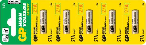 GP batérie 27A - 1021002715