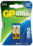 Obrázok produktu GP Ultra Plus, LR6 / AAA, 1,5V, alaklické blister, 2x