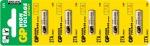Obrázok produktu GP batérie 27A, 12V, alkalické blister, 5x
