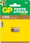 Obrázok produktu GP batéria CR2, 3V, alkalická blister, 1x