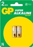 Obrázok produktu GP Super 910A, 1,5V, alkalické blister, 2x