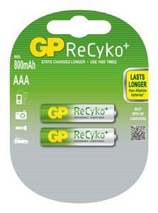 Nabíjecí baterie GP AAA Recyko - 1033112060
