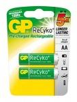 Obrázok produktu Nabíjecí baterie GP AA Recyko+  2ks
