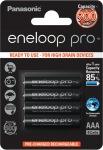 Obrázok produktu Panasonic Eneloop Pro AAA NiMH 1, 2V 900mA BL4
